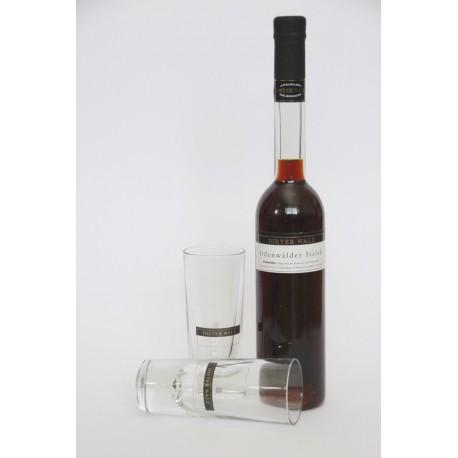 Odenwälder Itzick im Set mit 2 passenden Gläsern